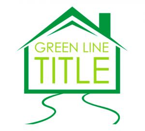 green line title logo