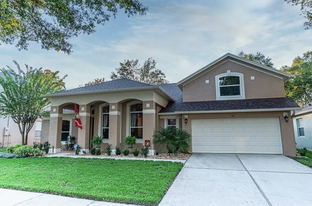a house in lake mary florida that sold with a flat fee mls listing