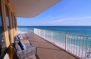 a condo in panama city beach florida sold with a flat fee mls listing
