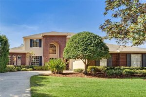 a house that sold with a flat fee MLS listing in Winter Park Florida