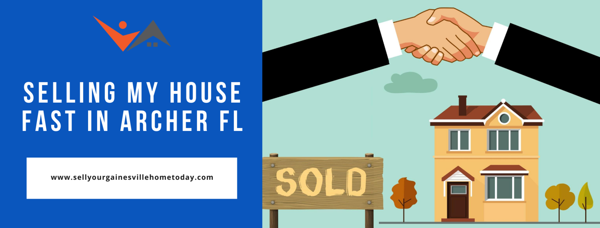 We buy properties in Archer FL
