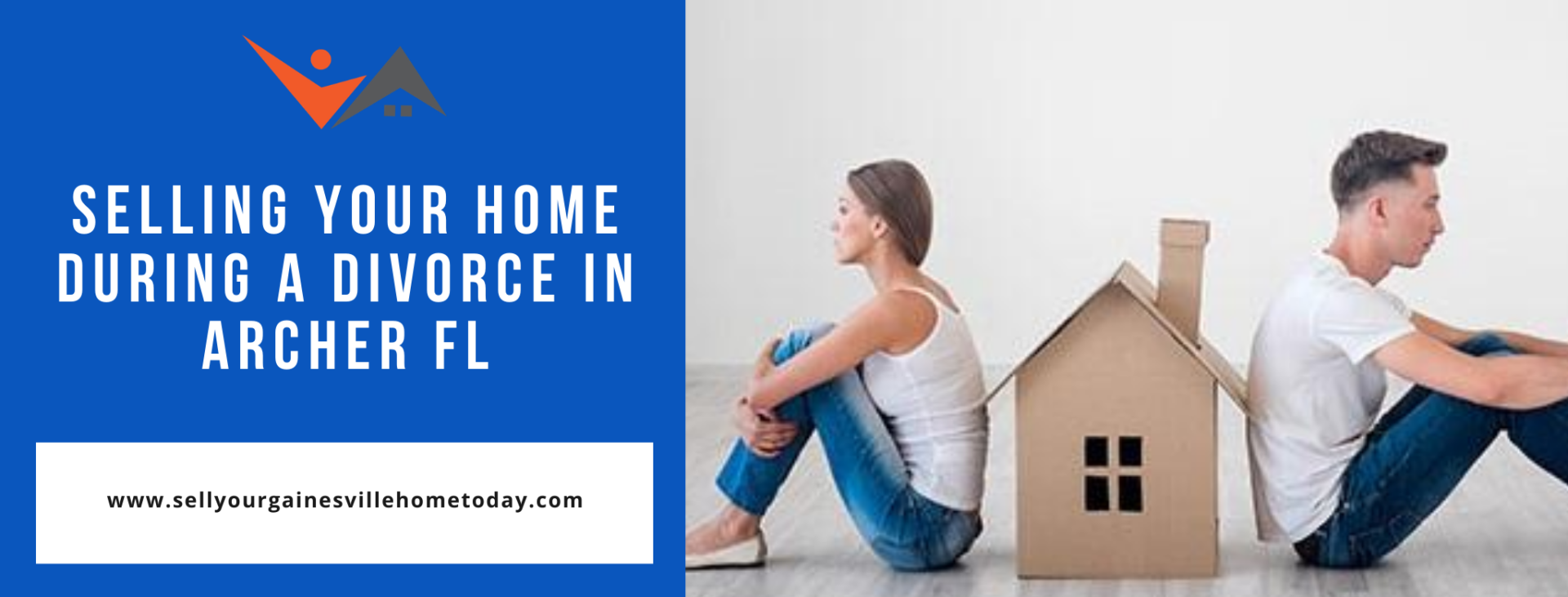 We buy properties in Selling Your Home During a Divorce in Archer FL
