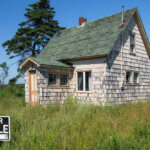 an abandoned property for sale