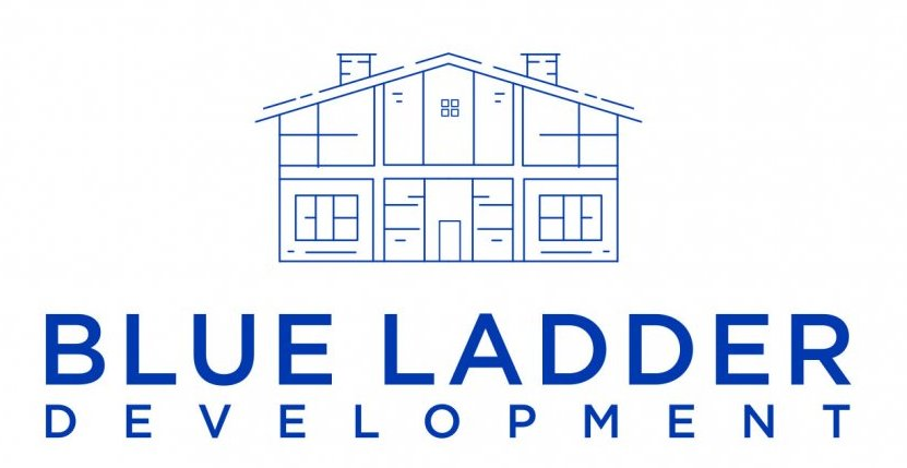 Blue Ladder Development  logo
