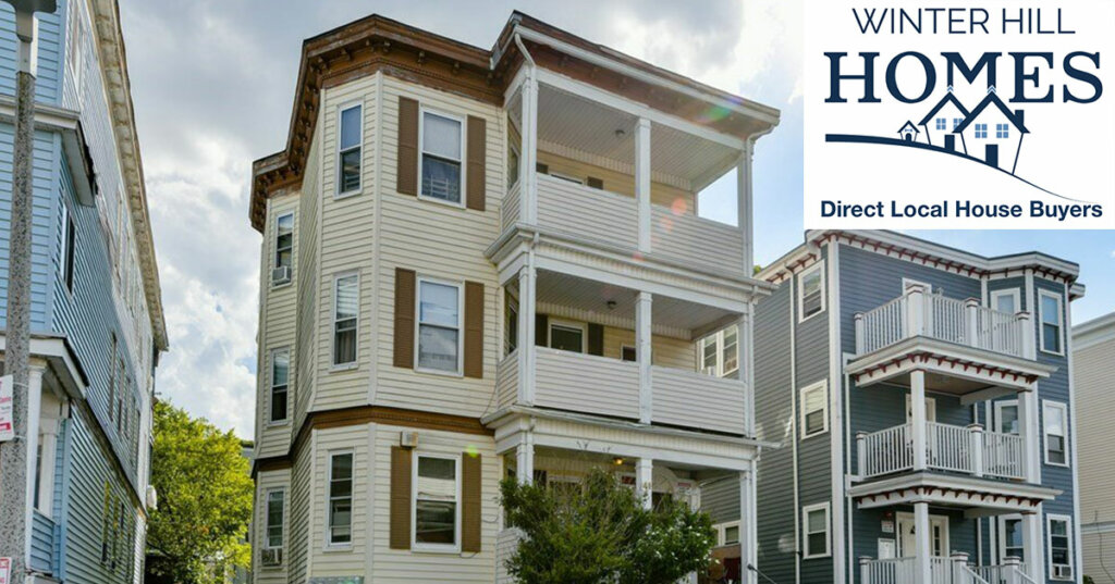 Sell Your House Fast In Somerville, MA