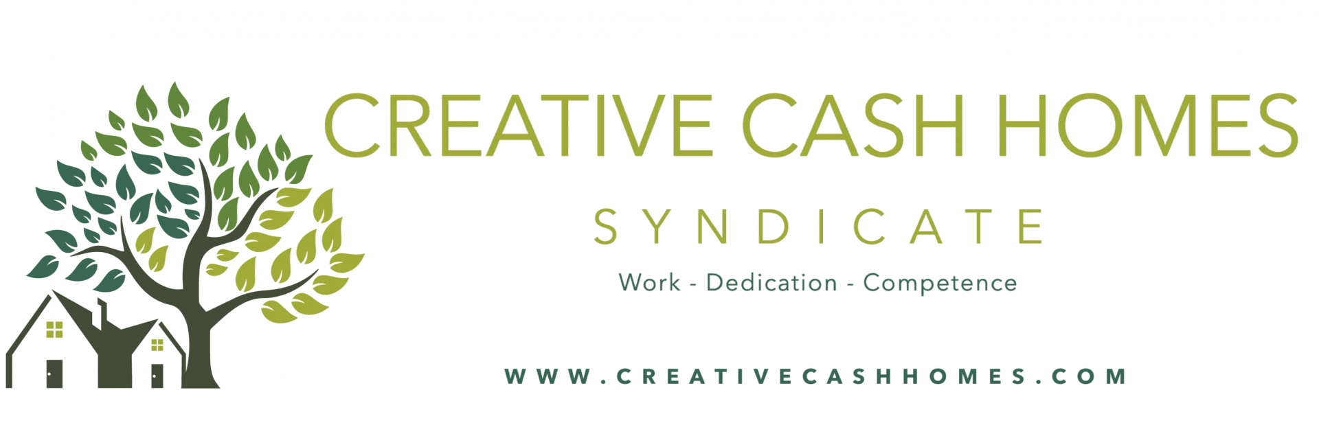 Creative Cash Homes Syndicate logo