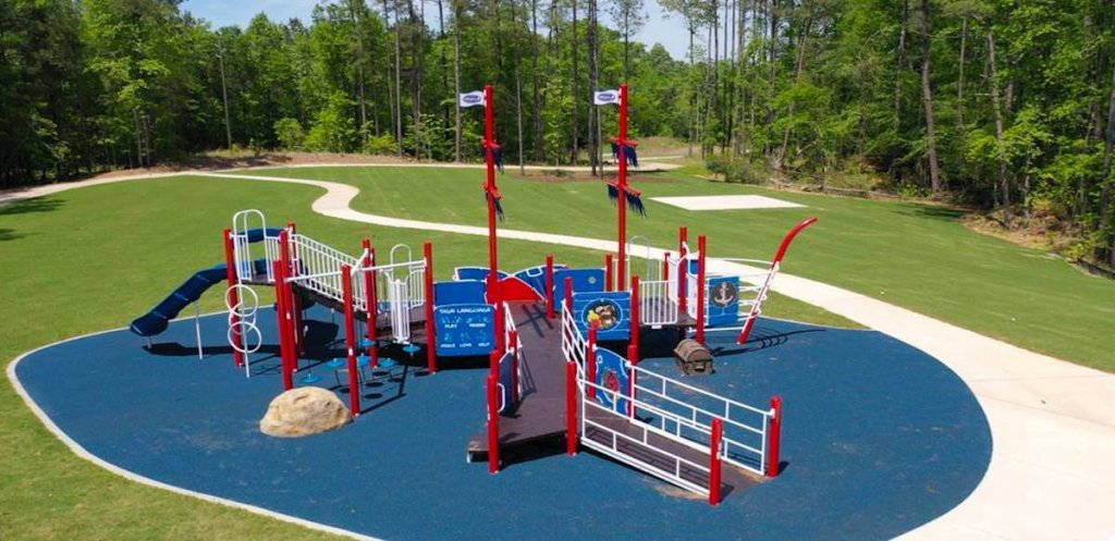 Lillington River Park, Playground, 10 Things to Do in Lillington