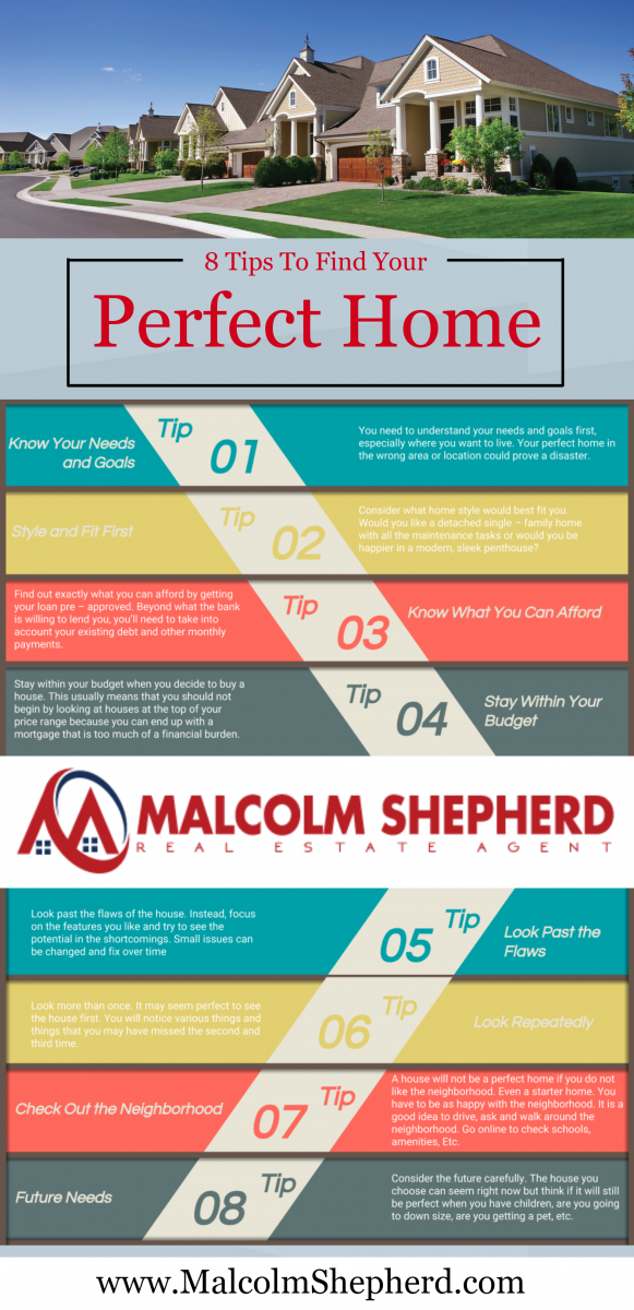 Infographic 8 Tips To Find Your Perfect House in Reno Nevada
