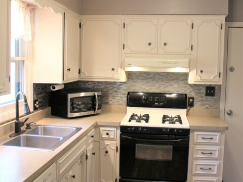 Upgrading a kitchen