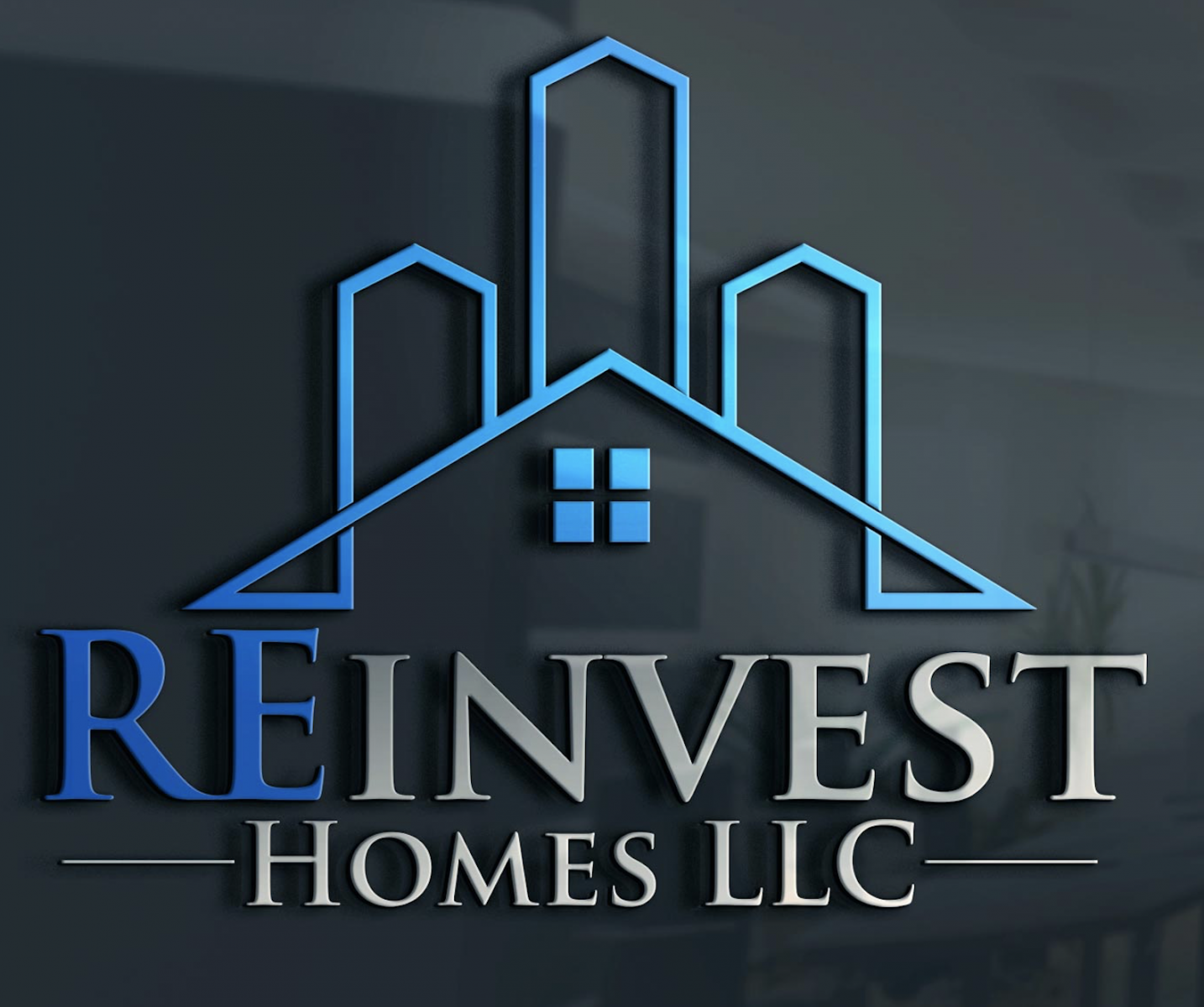 REinvest Homes LLC logo