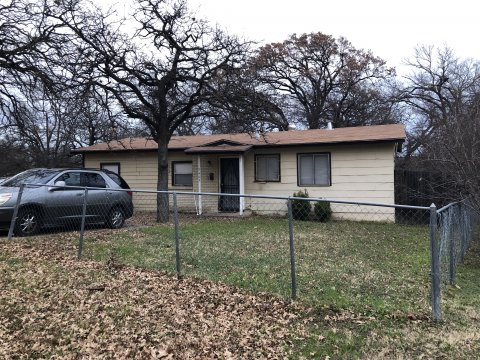 Fort Worth Investment Property