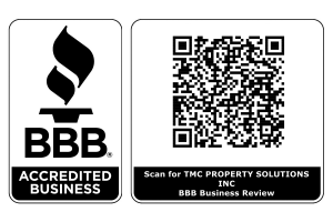 TMC Property Solutions, accredited business, Fort Worth BBB, real estate investment company