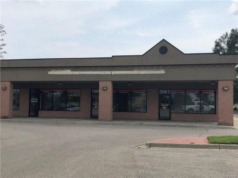 retail space for lease sterling heights mi