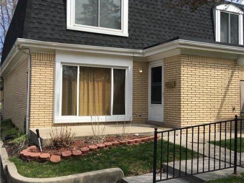 townhouses for rent warren mi