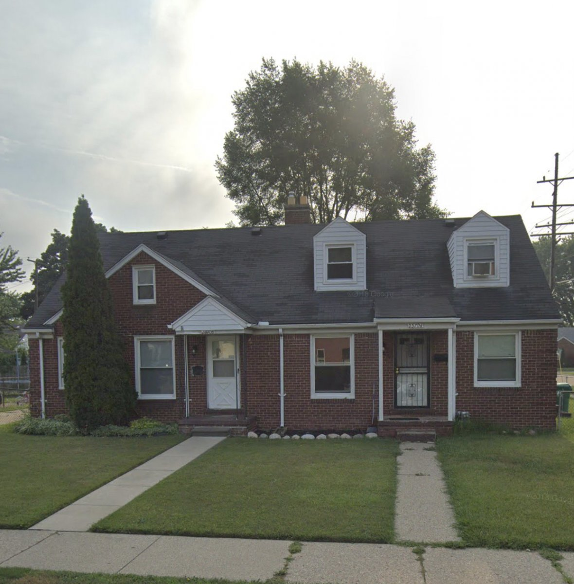 Duplex for sale in eastpointe michigan