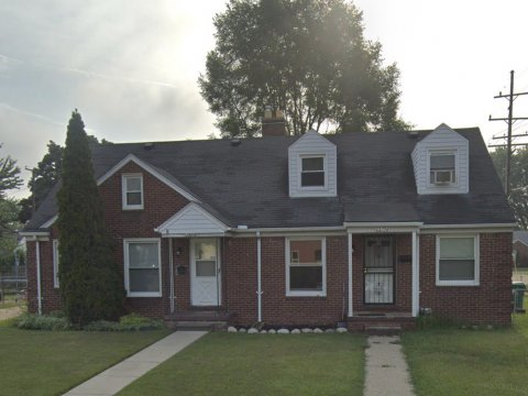 Duplex for sale in eastpointe michigan