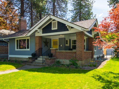 Homes for sale near manito park