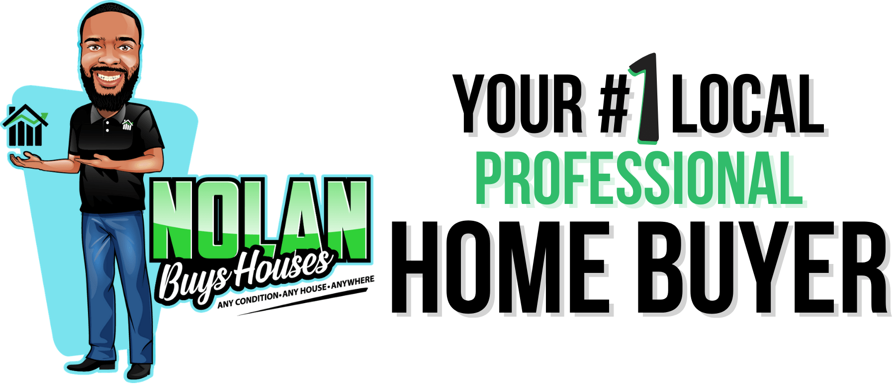 Nolan Buys Houses | Quick & Easy 4 Step Process logo