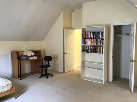 Bedroom With Reading Area