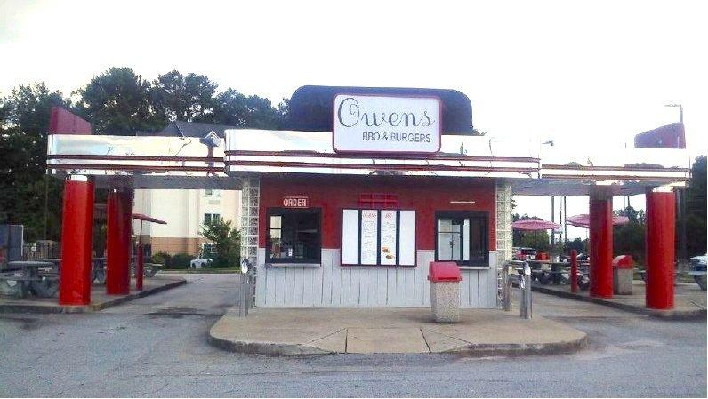 restaurant for sale Georgia
