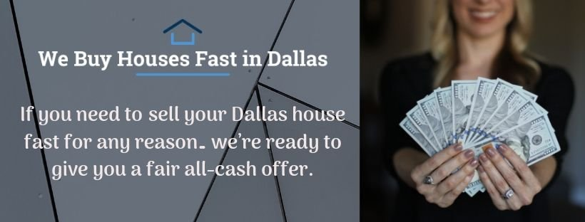 cash offer for your dallas house