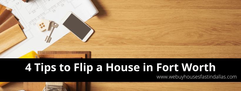 want to flip a house in fort worth? we can help you find houses