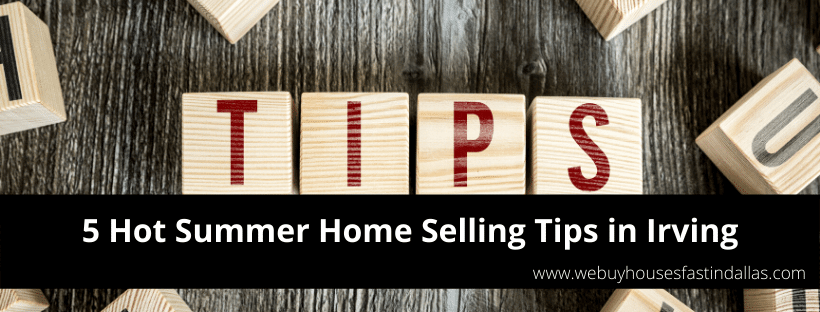 home selling tips in dfw