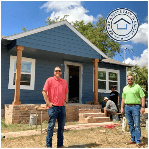 Dallas House Flip Bought With Cash