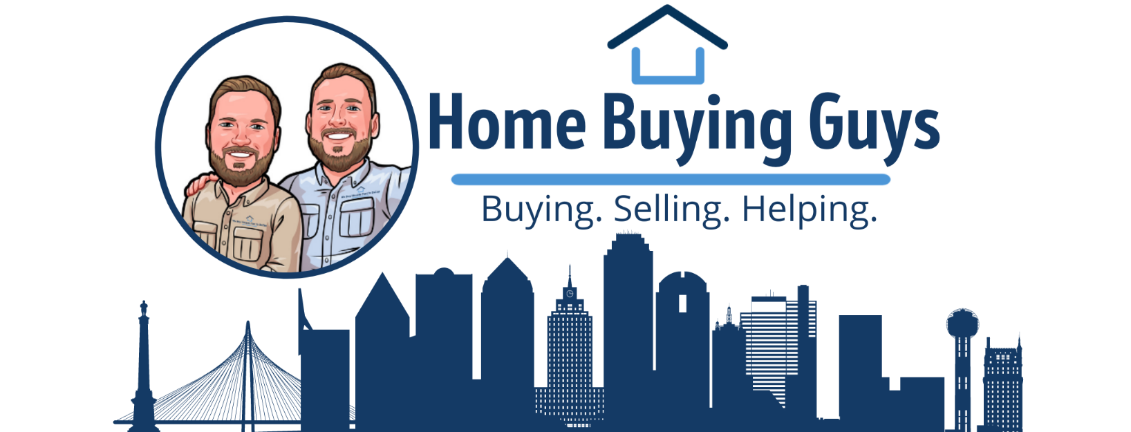 We Buy Houses Fast in Dallas Fort Worth logo