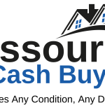 Missouri Cash Buyers Logo With Tagline