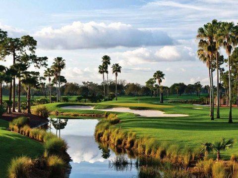 golf course land for sale in Florida