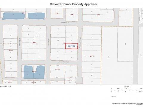Multi-Family Building Lot For Sale In Palm Bay FL 1