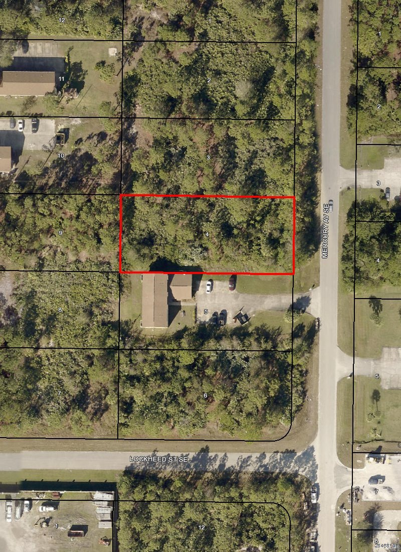 Multi-Family Building Lot For Sale In Palm Bay FL 2