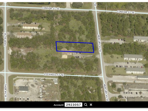MultiFamily Building Lot For Sale In Palm Bay FL 3
