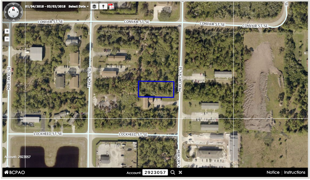 MultiFamily Building Lot For Sale In Palm Bay FL 4