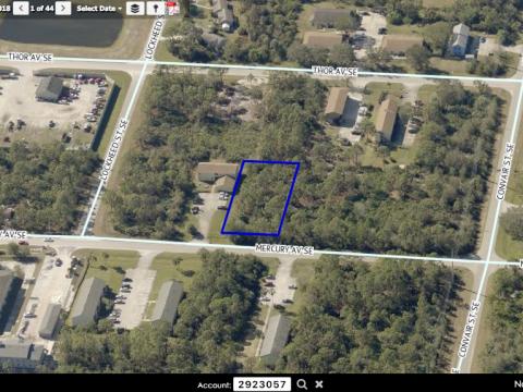 Multi-Family Building Lot For Sale In Palm Bay FL 5
