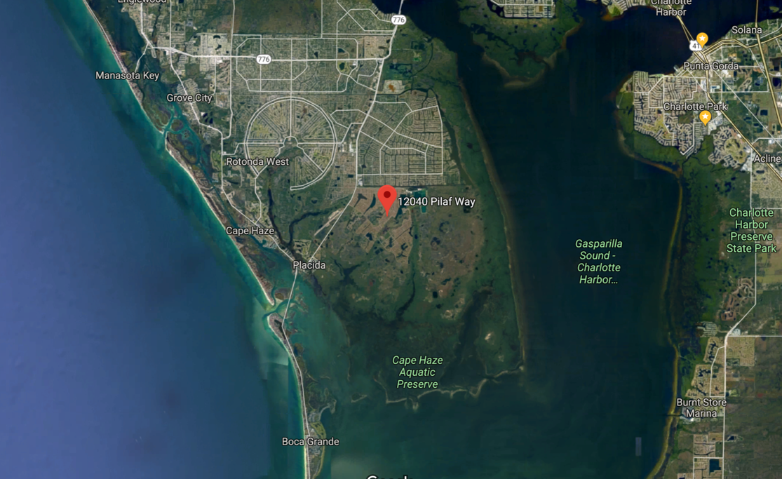 Placida Florida Lot For Sale - Owner Financing !! - The Lot Guy