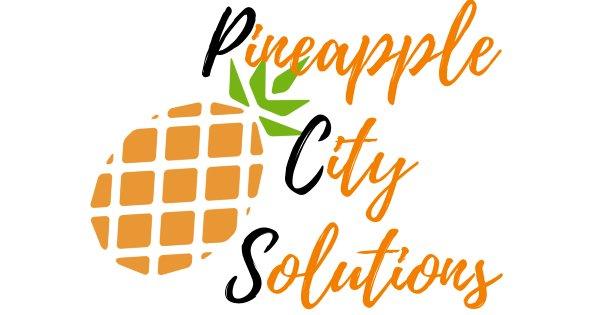Pineapple City Solutions  logo