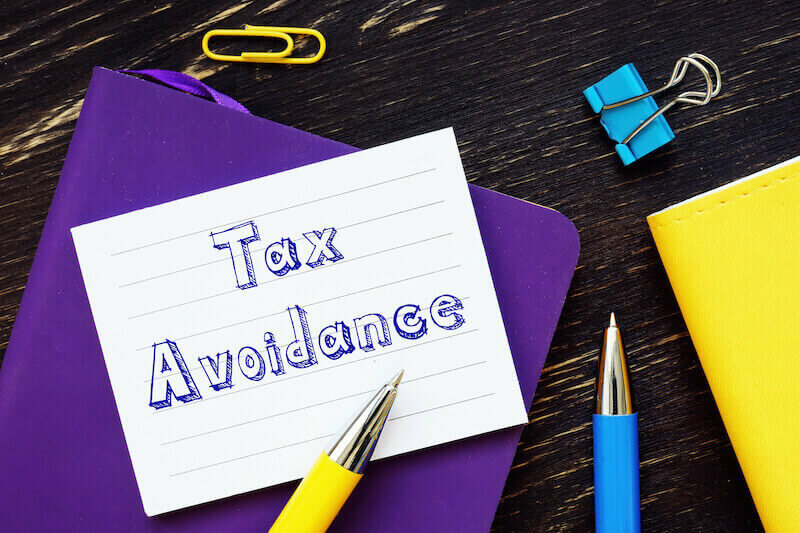 how to avoid tax when selling house