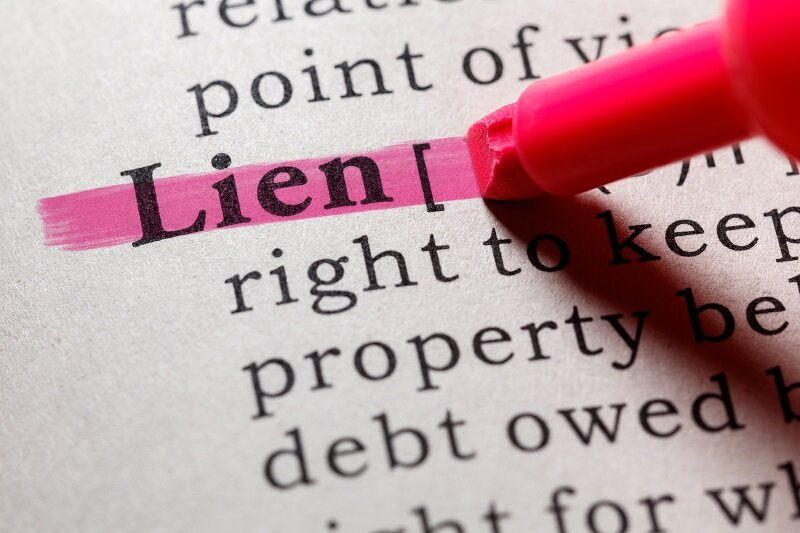 What Is A Lien?