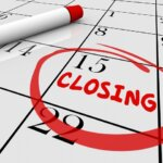 Closing cost of a house