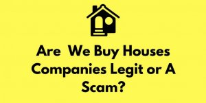 We Buy Houses a scam in Baltimore, MD? - Charm City Property Solutions - call us (443) 732-5240