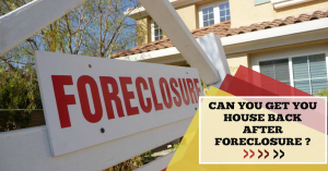 Can You Get Your House Back After Foreclosure in Baltimore, MD | We Buy Houses | Charm City Property Solutions | (443) 732-5240