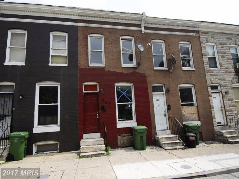 Investment Properties in Baltimore