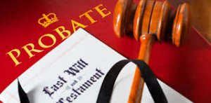 Probate and how to deal with it.