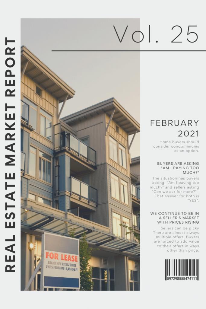 Real Estate Market Forecast February 2021