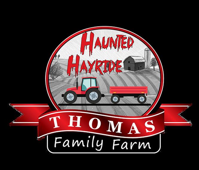 Thomas Family Farm haunted hayride
