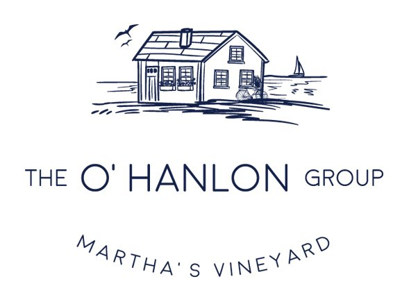 The O'Hanlon Group – Martha's Vineyard Real Estate Agent logo