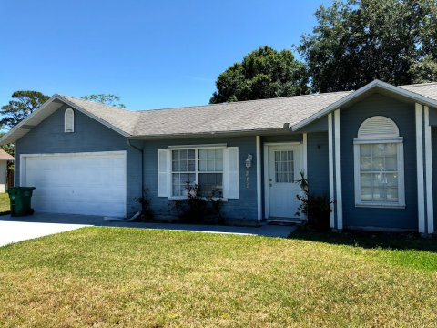 Fix and Flip House in Port St Lucie