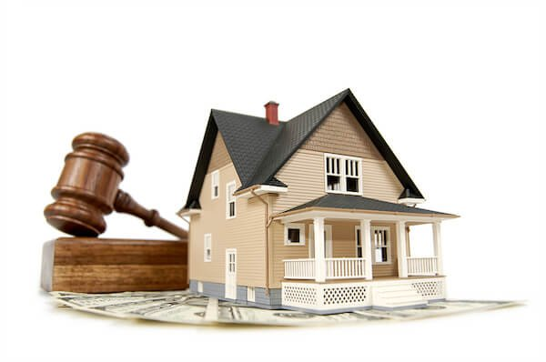 a law icon for foreclosures in houston texas